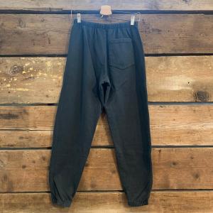 Pantalone American Vintage Jogging con Tasca sul Retro Blu Navy