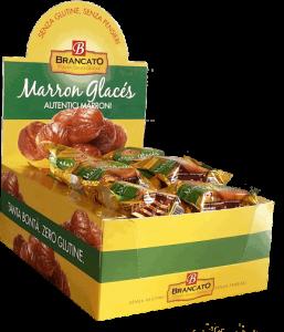 Marron Glacés senza glutine