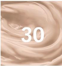 FONDOTINTA 35 ML COPRENTE PELLE NUDA TONALITÀ 30 CHIARA SENZA EFFETTO MASCHERA CON CELLULE MADRE VEGETALI ATTIVE
