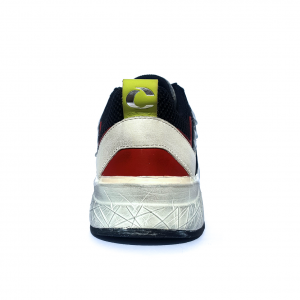 Chunky sneaker multicolor Crime London