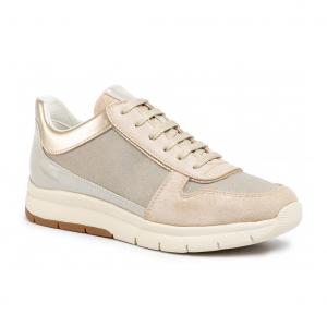 Sneaker beige Geox