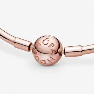 Bracciale Pandora Moments rigido Rose