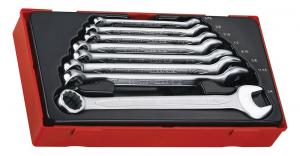 Serie chiavi combinate in pollici TengTools TT3592