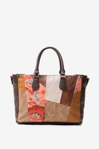 Borsa shopping donna Desigual JAPAN PATH SAFI