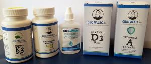 Libro Virus Special Pack. Vit. A/C/D/K2 + Alkawater