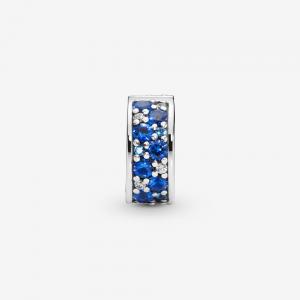 Clip Pavè blu