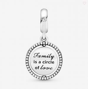 Charm pendente Albero della Famiglia