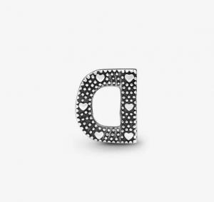 Charm dell'alfabeto Lettera D