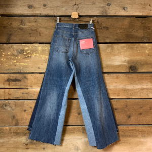 Jeans Department 5 Vamp a Zampa Blu