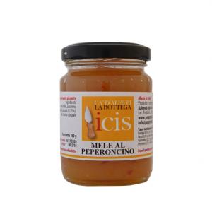 Composta per formaggi mele al peperoncino