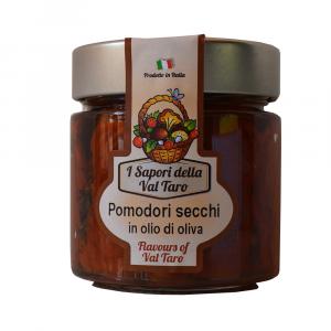 Pomodori Secchi in Olio d'oliva da 200gr