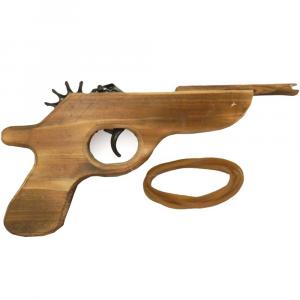 Pistola in legno classica