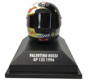 Valentino Rossi GP 125 1996 Helmet 1/8
