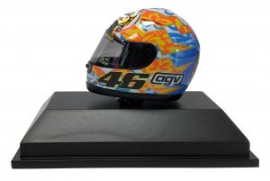 Valentino Rossi GP  Mugello 500 2001 Helmet 1/8