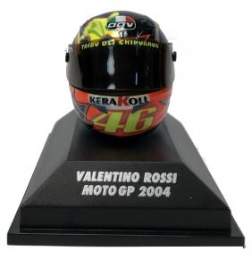 Valentino Rossi  Moto GP 2004 Helmet 1/8