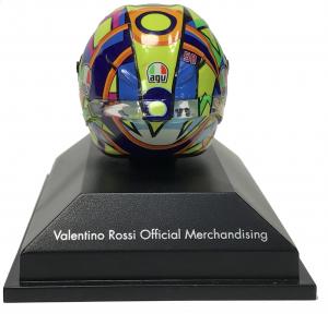 Valentino Rossi  Moto GP 2017 Helmet 1/8