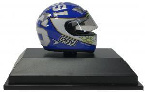 Valentino Rossi  Moto GP Mugello 2003 Helmet 1/8