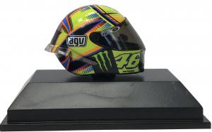 Valentino Rossi  Moto GP Qatar 2014 Helmet 1/8