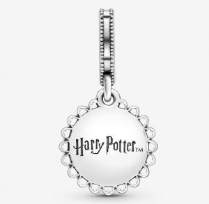 Harry Potter, charm pendente Serpeverde