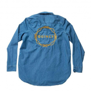 Quincy Denim Shirt Juliana