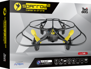 Camera Drone: Two Dots SPARROW 2 by Two Dots