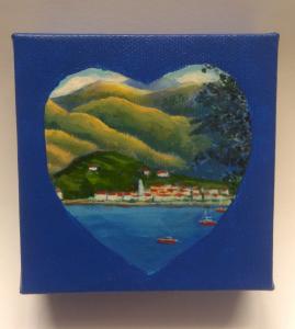 Bellagio Heart