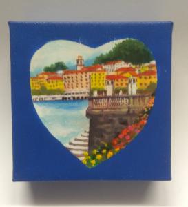 Bellagio 2 Heart