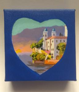 Villa Balbianello 2 Heart