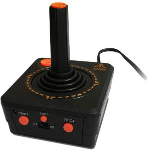 Atari Retro TV Joystick (Plug and Play on TV) 50 giochi - by Blaze