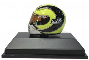 Valentino Rossi Moto Gp Sachsenring 2006 Helmet 1/8