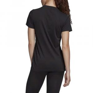 Adidas T Shirt Classic Black da Uomo