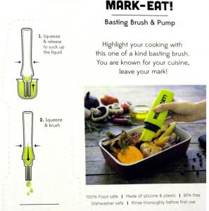 Pennello cucina per condimento