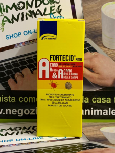 FORTECID Pmk acaro rosso 50ml