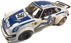 Porsche 934 Kremer Racing #58 Wollek Gurdjian Steve Winners Group IV Le Mans 24H 1977 1/12