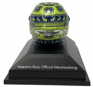 Valentino Rossi Moto Gp Test Sepang 2015 Helmet 1/8
