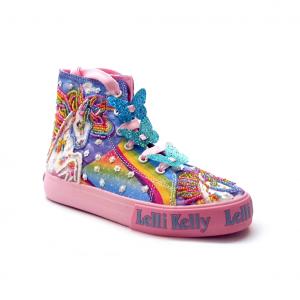 Sneaker multicolor unicorno Lelli Kelly