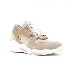 Sneaker sabbia Melluso