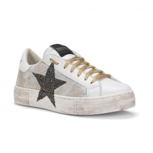 Sneaker oro vintage NiRa Rubens