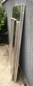 Aluminium-Arbeitstisch