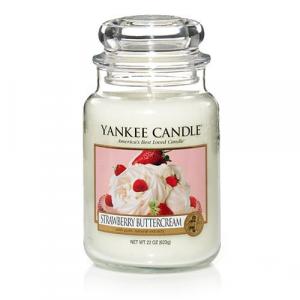 Yankee Candle - Strawberry Buttercream - Giara grande