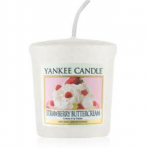Yankee Candle - Strawberry Buttercream - Sampler