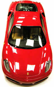 Ferrari F430 Rosso Scuderia Interni Beige Sports Bell 1/5