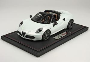 Alfa Romeo 4C Spider 84° Geneve Auto Show 2014 1/18