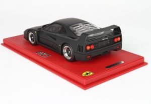 Ferrari F40 1987 Matt Black Limited Pieces 20 Pcs 1/18