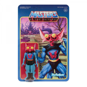 Masters of the Universe ReAction: Wave 5 - MANTENNA