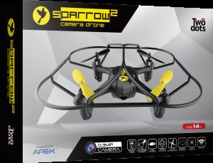 Camera Drone: Two Dots SPARROW 2 by Two Dots - Ricondizionato