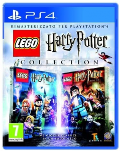 Ps4: Lego Herry Potter Collection