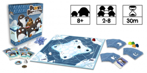 Plucky Penguins The Board Game