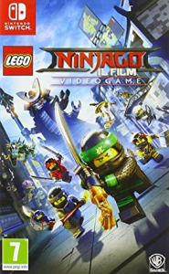 Nintendo Switch: Lego Ninjago il Film