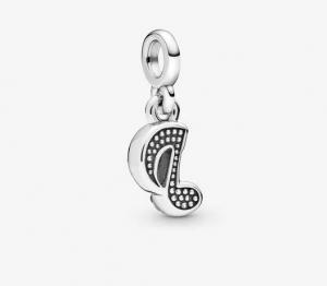 Mini Charm pendente La mia nota musicale